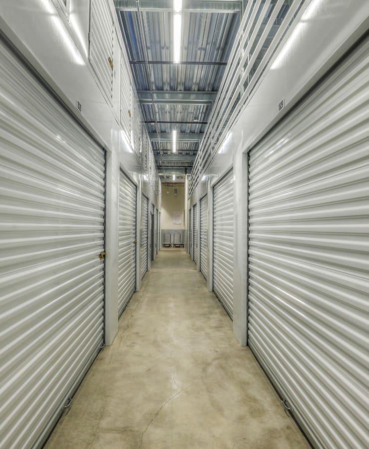 Interior at StorQuest Self Storage in Denver, Colorado