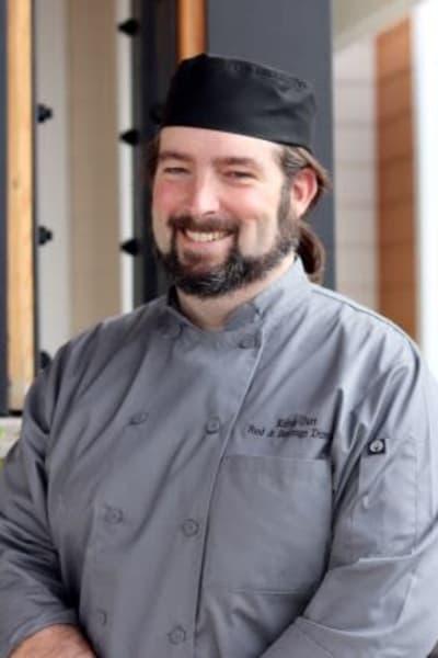 Kelvin Gurr, Director of Food & Beverage at The Springs at Sherwood in Sherwood, Oregon