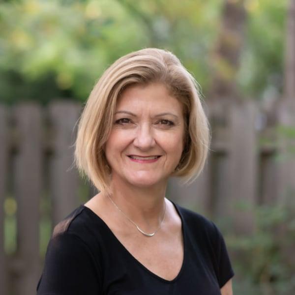 Gigi Harrison, Director of Sales at Governor's Village in Mayfield Village, Ohio