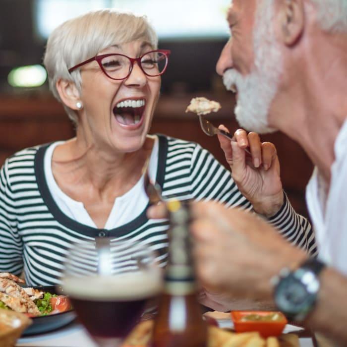 We partner with US Foods at Milestone Senior Living in Rhinelander, Wisconsin