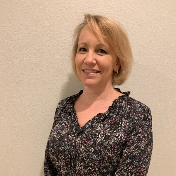 Sherri Pitzer, the Executive Director at Inspired Living at Sun City Center in Sun City Center, Florida