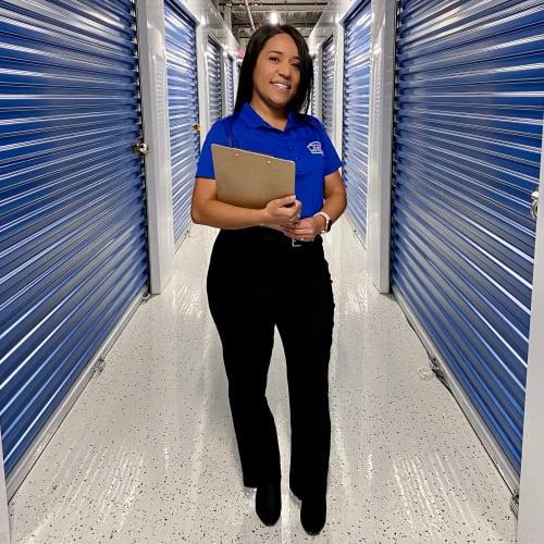 Atlantic Self Storage Employee
