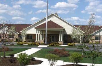 Link to The Lakes of Monclova's Genoa Retirement Village location