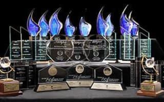 Awards for senior living in Hammond.