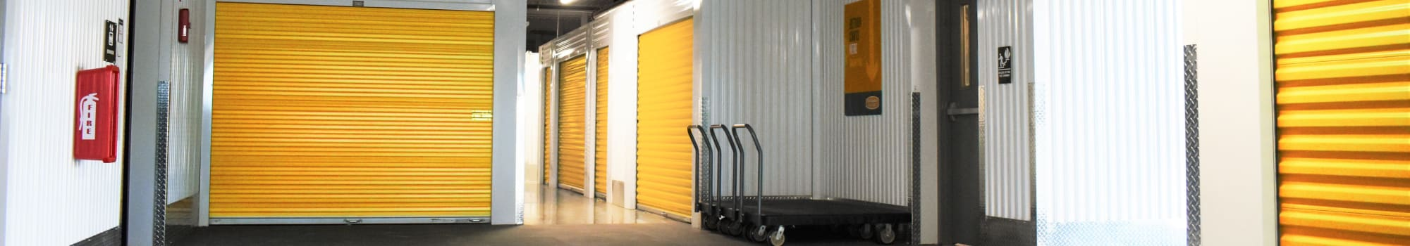 Features at Storage 365 in Garland, Texas