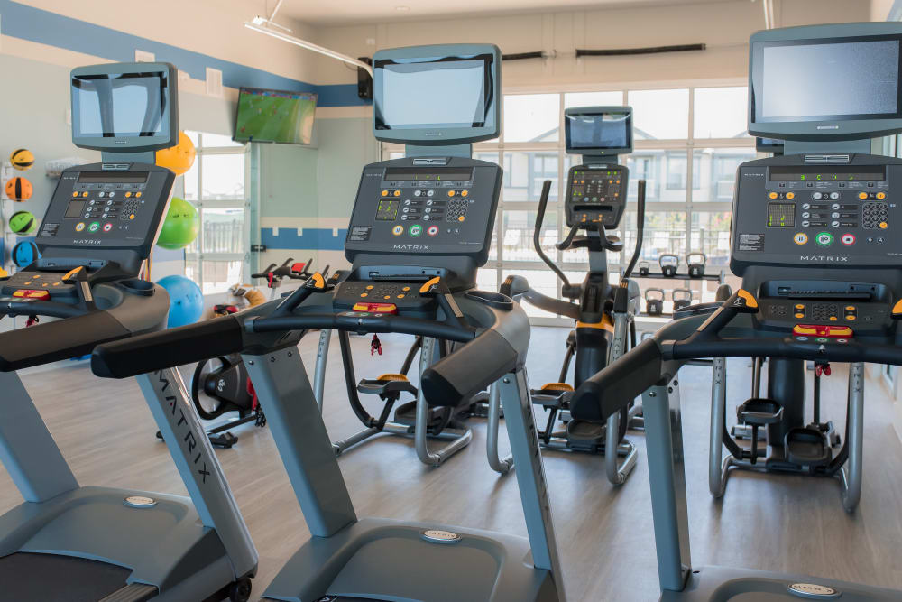 Fitness Center at Springs at Sunfield