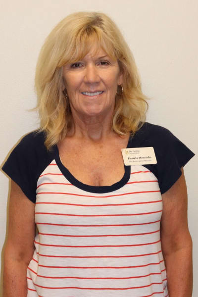 Pam Henrichs, Director of Life Enrichment at The Springs at Grand Park in Billings, Montana