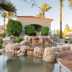 Neighborhood at San Marin at the Civic Center in Scottsdale, Arizona