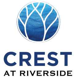 Crest at Riverside Logo