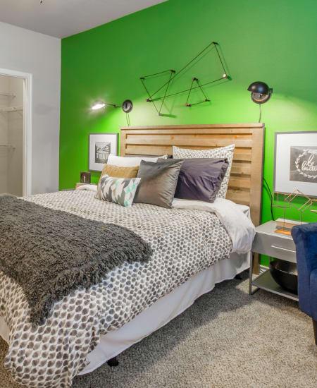 2803 Riverside offers spacious floor plans in Grand Prairie, Texas