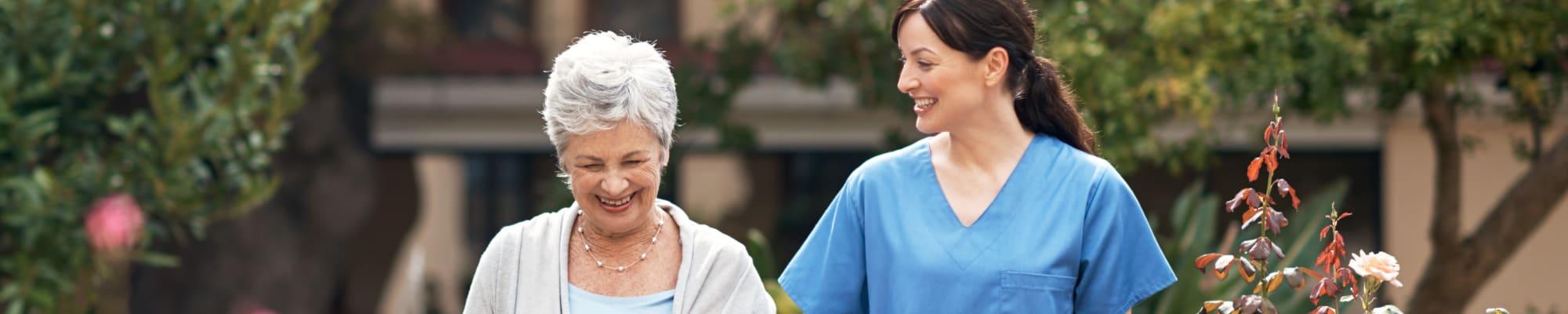 Memory care at CERTUS Premier Memory Care Living in Mount Dora, Florida.