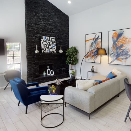 View virtual tour of our leasing office at Laurel Heights at Cityview in Fort Worth, Texas