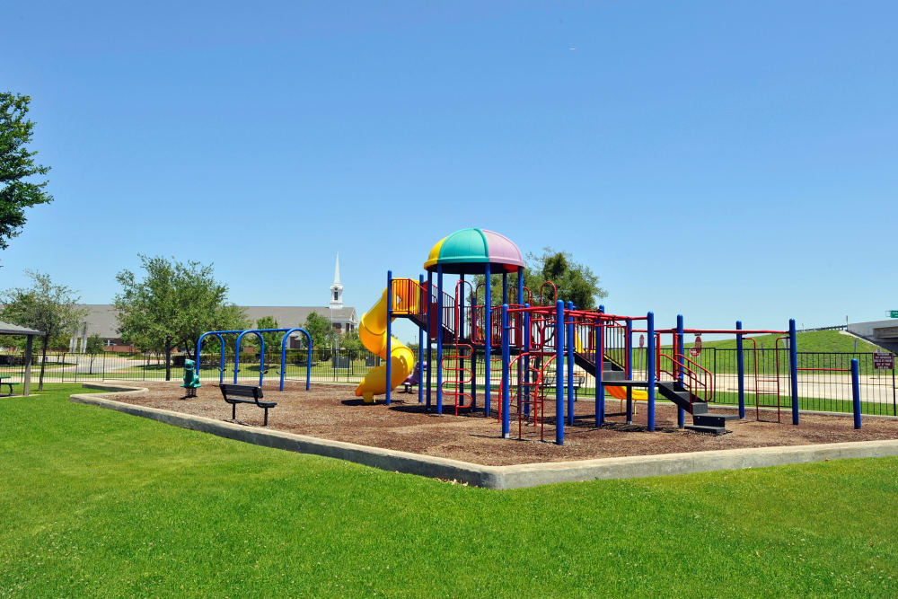 Playground at The Springs of Indian Creek in Carrollton, Texas