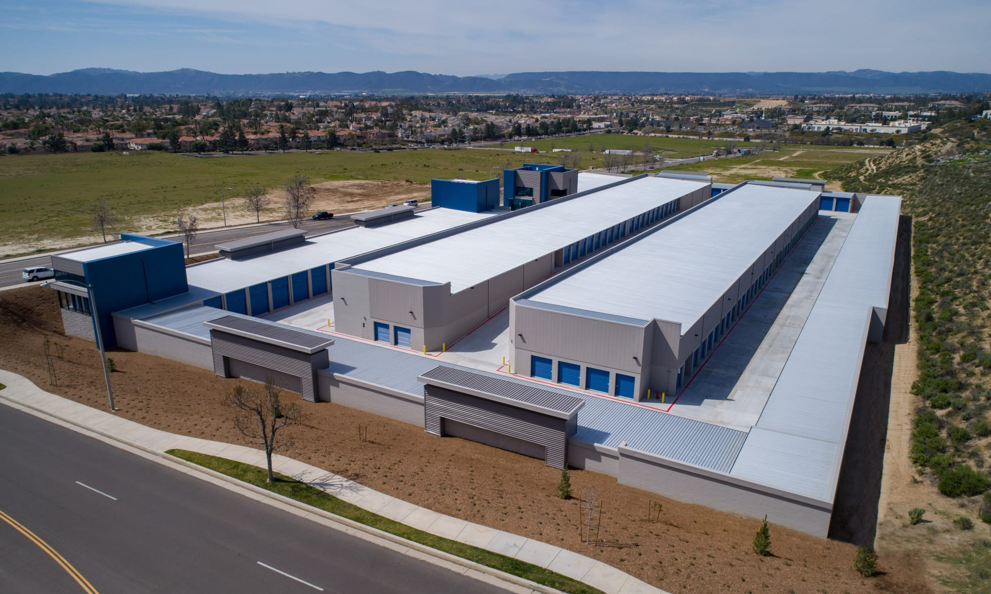 Silverhawk Self Storage in Murrieta, California is home to the 1st Year Price Guarantee.