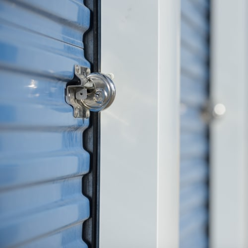 View our unit size guide at Devon Self Storage in Fort Worth, Texas