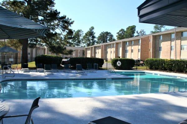 Heritage Apartments in Augusta, Georgia