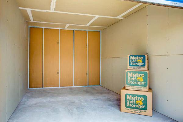 Metro Self Storage offers convenient storage solutions in Midland