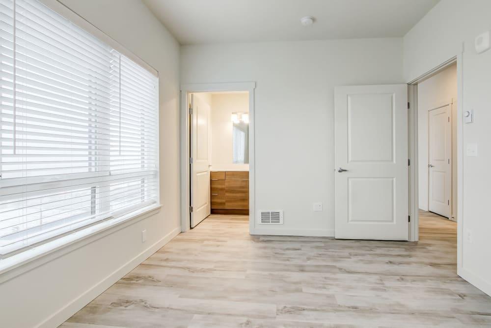 Bedroom at Kinect @ Broadway in Everett, Washington