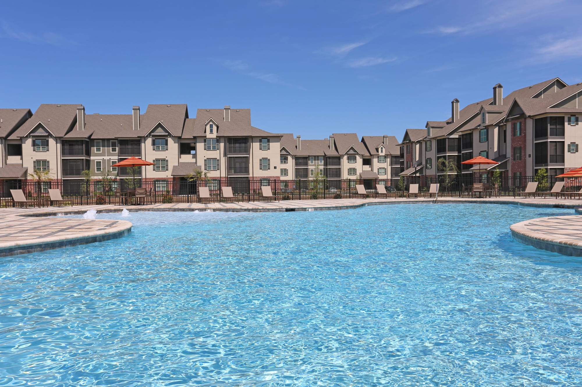 Apartments at Acadia Villas in Thibodaux, Louisiana