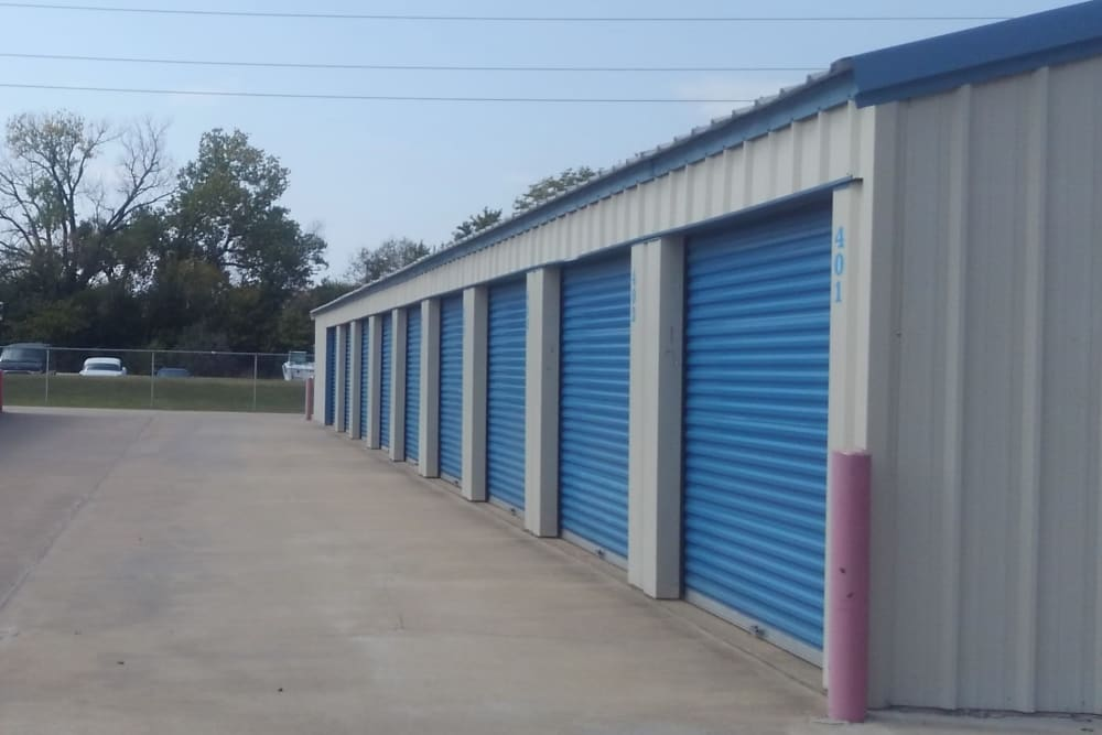 View our hours and directions at KO Storage of Salina - Foxboro in Salina, Kansas