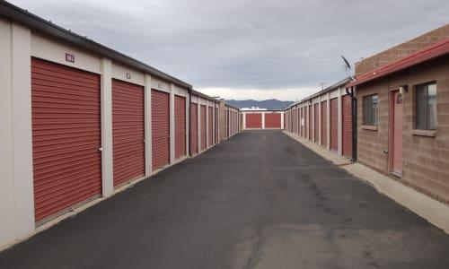 Budget Mini Storage - 8500 E. Long Mesa Dr.
