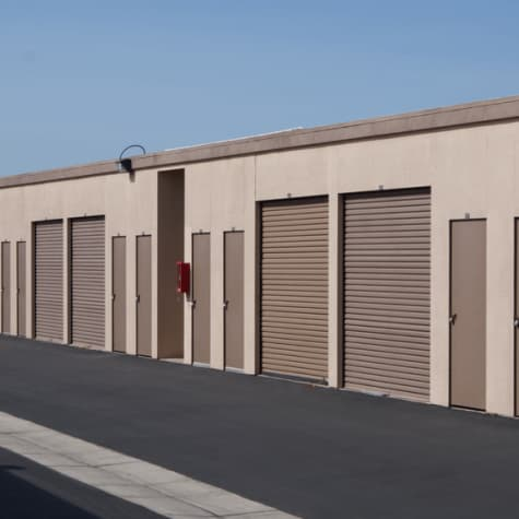 Self storage units for rent at Allspace Self Storage in Huntington Beach, CA