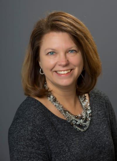 Erin Hilligan, Vice President of Operations at Ebenezer Senior Living in Edina, Minnesota