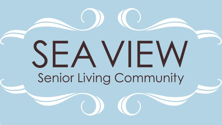 Sea View Senior Living Logo