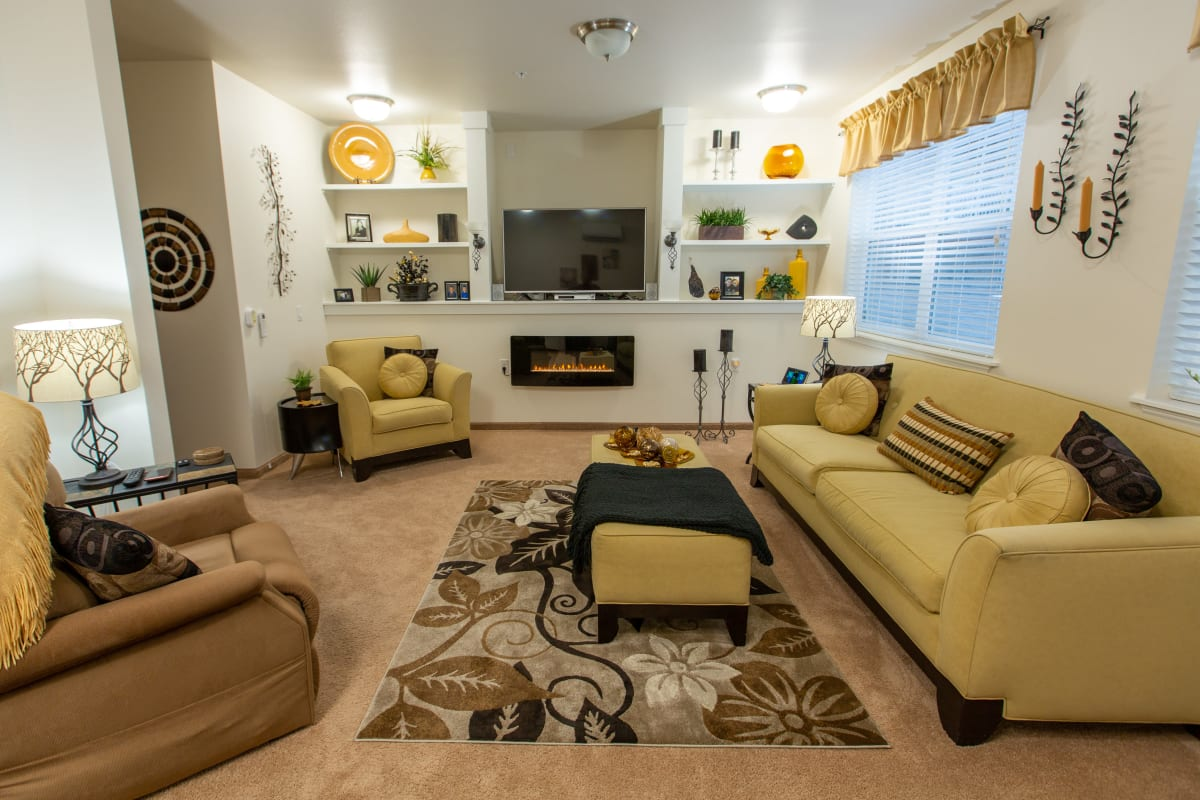 Floor plans at Hessler Heights Gracious Retirement Living in Leesburg, Virginia