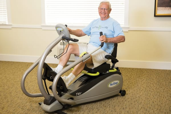 Wellness: Intellectual program at The Enclave at Chandler Senior Living