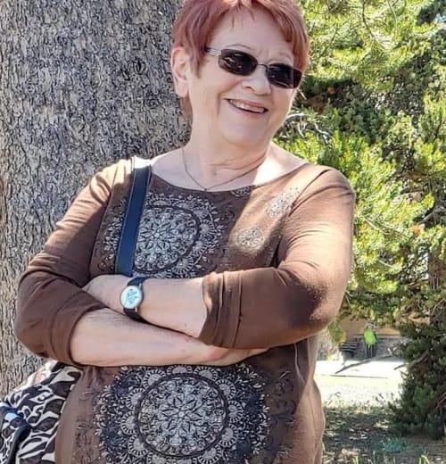 Picture of Twila Kencke at Absaroka Senior Living in Cody, Wyoming