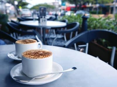 Get coffee near Gwynn Oaks Landing Apartments & Townhomes in Baltimore, Maryland