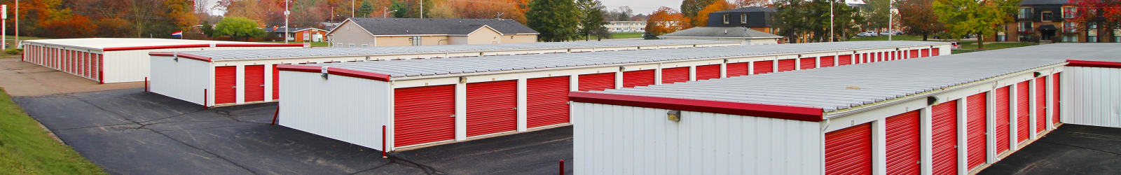 Find out what our storage units in Springfield have to offer