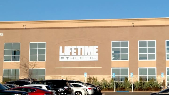 Lifetime Athletic Roseville CA