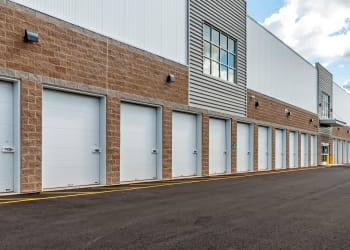 Climate-controlled storage units at Metro Self Storage in Line Lexington, Pennsylvania