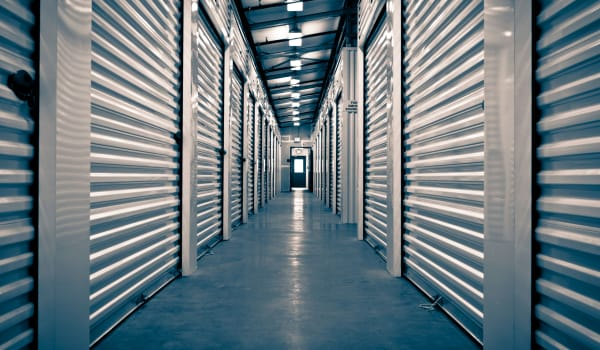 Storage unit at Security Self-Storage in Atlanta, Georgia
