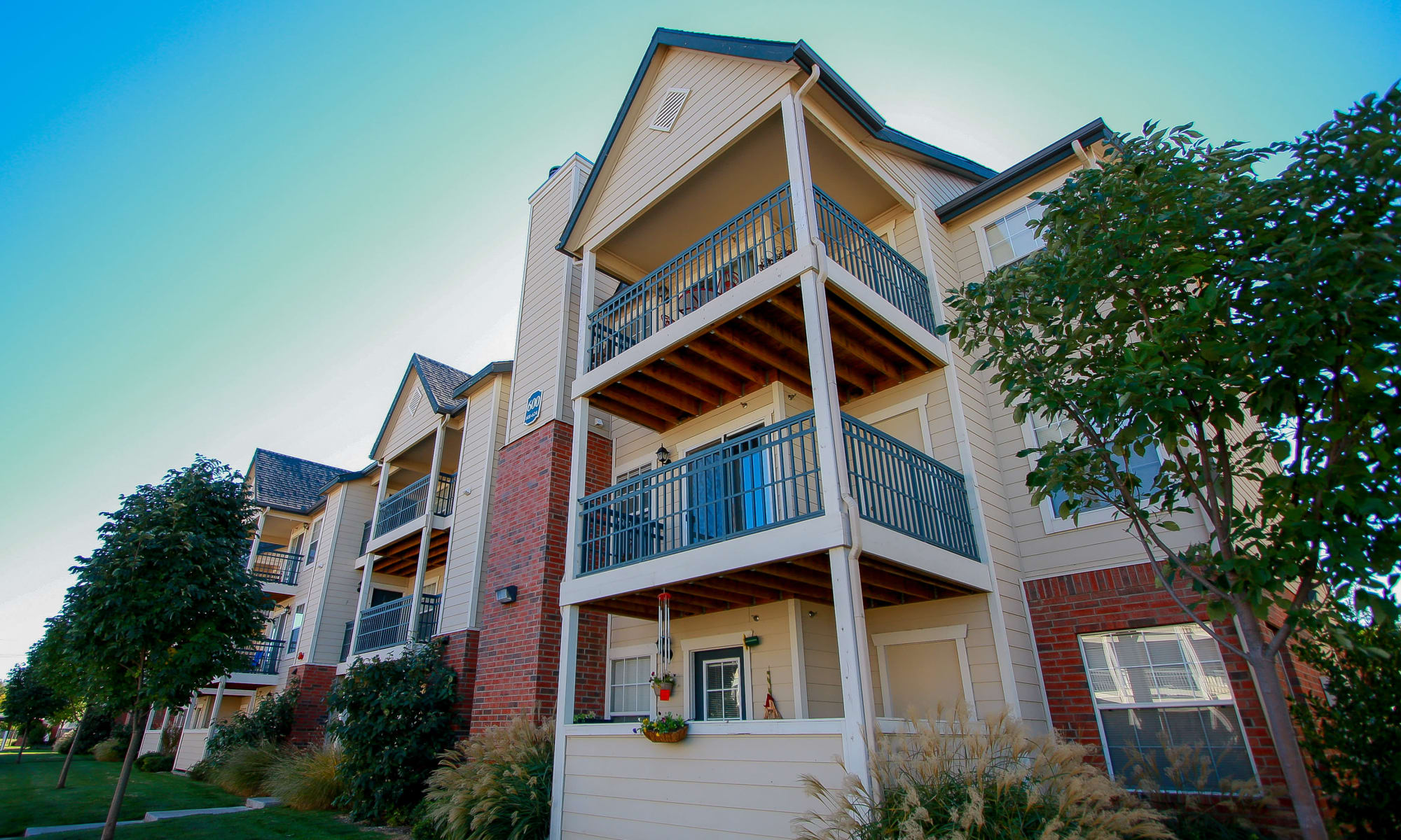 Winchester Apartments in Amarillo, Texas