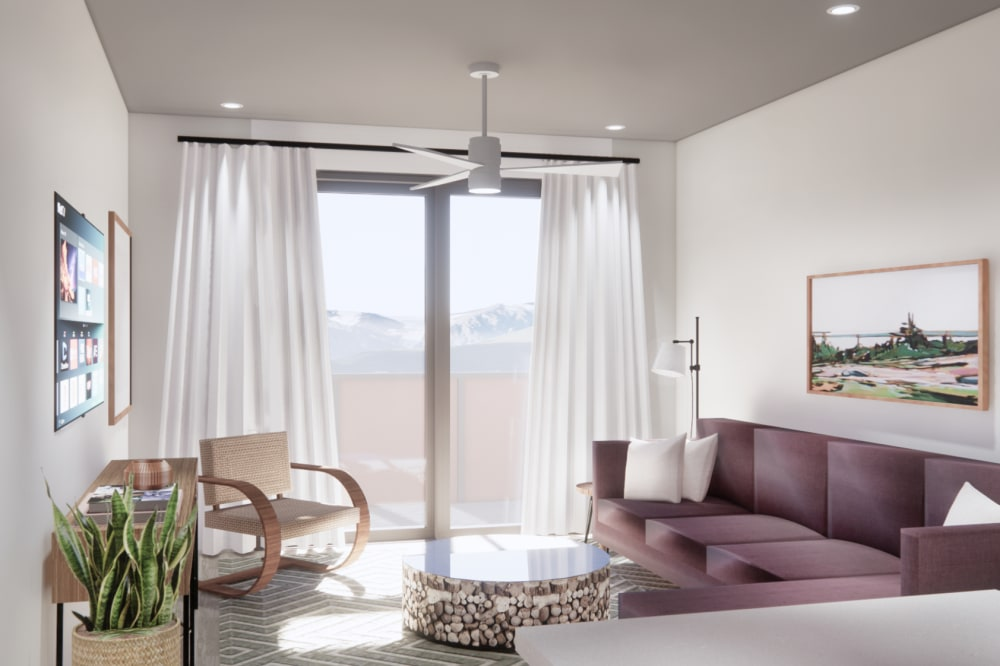 View the floor plans at The Piedmont in Tempe, Arizona