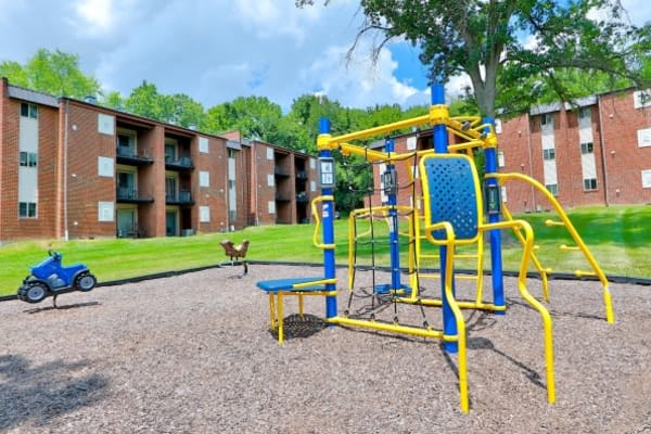 Workout Area at Taylor Park Apartment Homes in Nottingham, MD