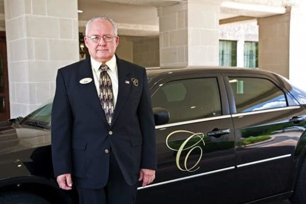 Chauffeured transportation for senior living residents in Tulsa