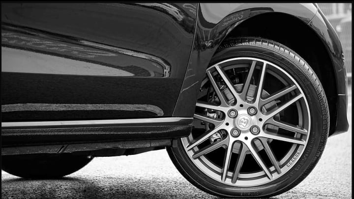 preventing dry rot in stored tires