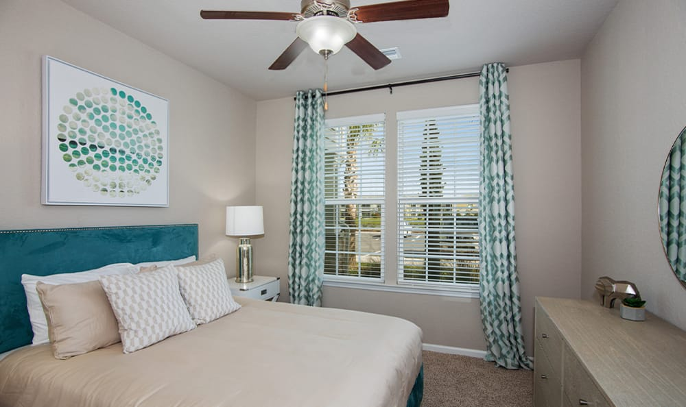 spacious bedroom at Springs at Tapestry in Kissimmee, FL