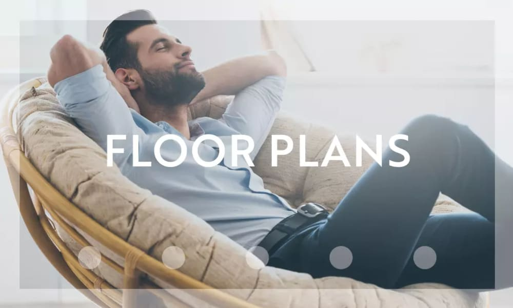 Floor plans at Parcside
