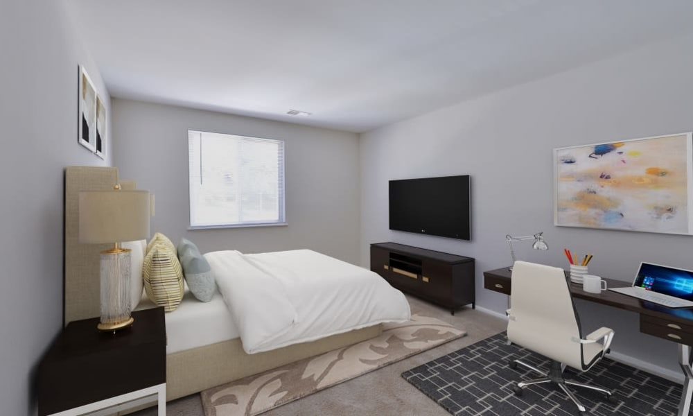 Beautiful Bedroom in Parkville, Maryland