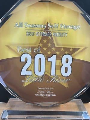 Best of Little River Award