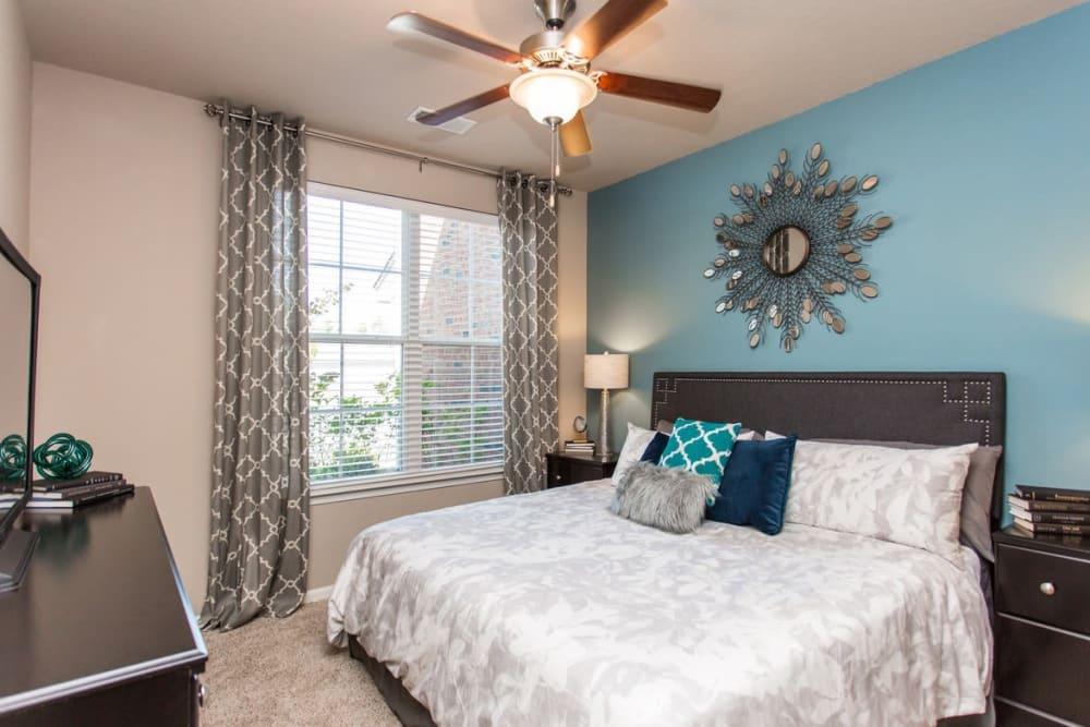 Master bedroom at Springs at McDonough in McDonough, GA