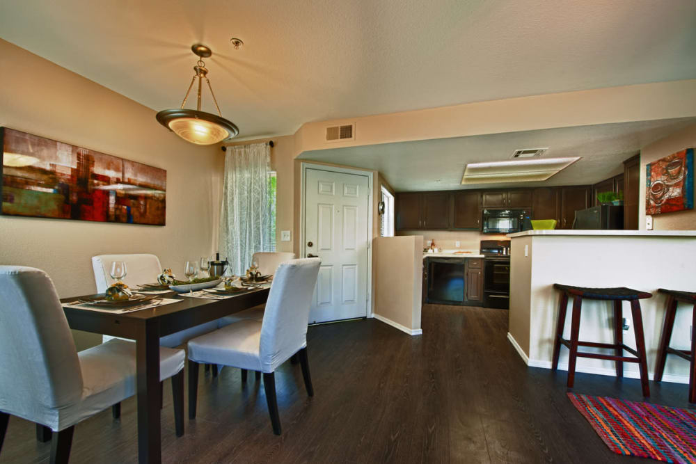 View our selection of apartment floor plans in Tempe. AZ
