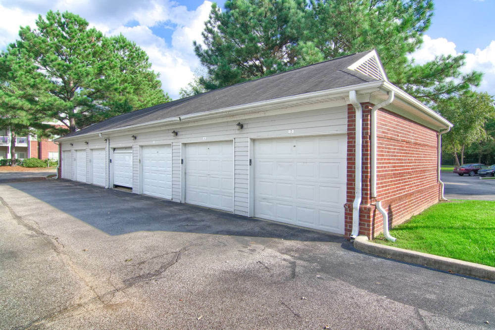 Garage at Enclave at Wolfchase in Cordova, Tennessee