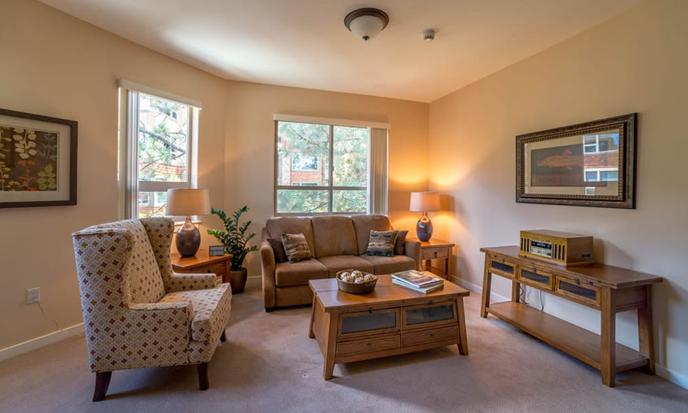Terrace Lodge Rental Home at Touchmark at Mount Bachelor Village in Bend, Oregon
