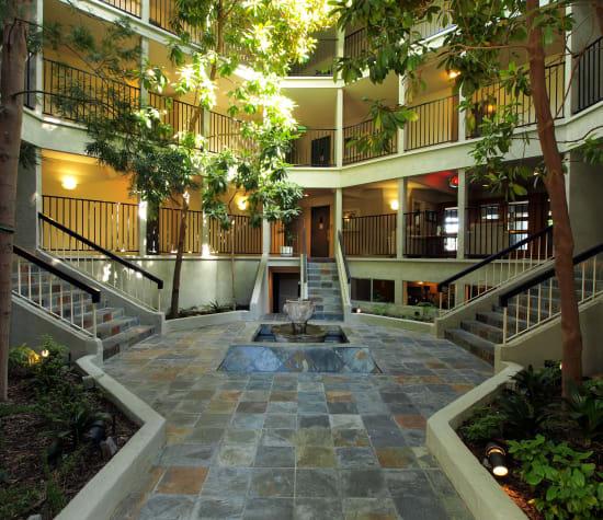Atrium Downtown, a sister property near Flora Condominium Rentals in Walnut Creek, California